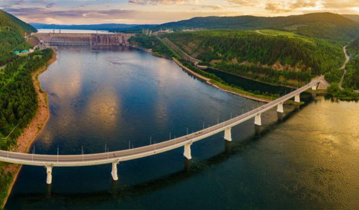 sungai terbesar di dunia