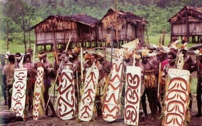 suku bangsa di papua