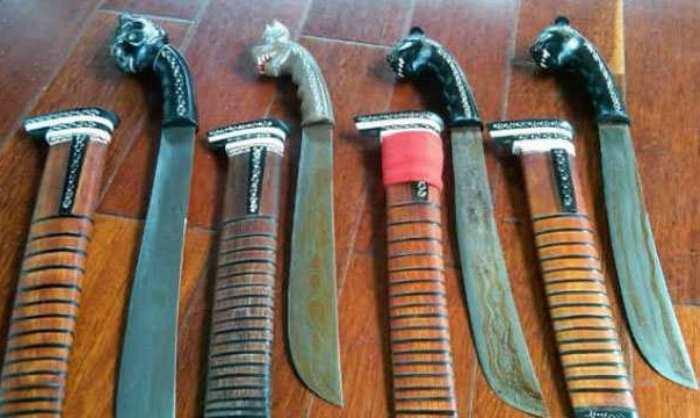 senjata tradisional banten
