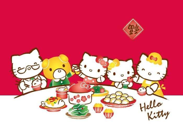 gambar hello kitty keren
