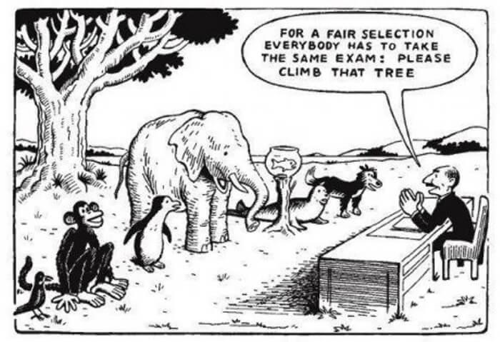 karikatur tema pendidikan