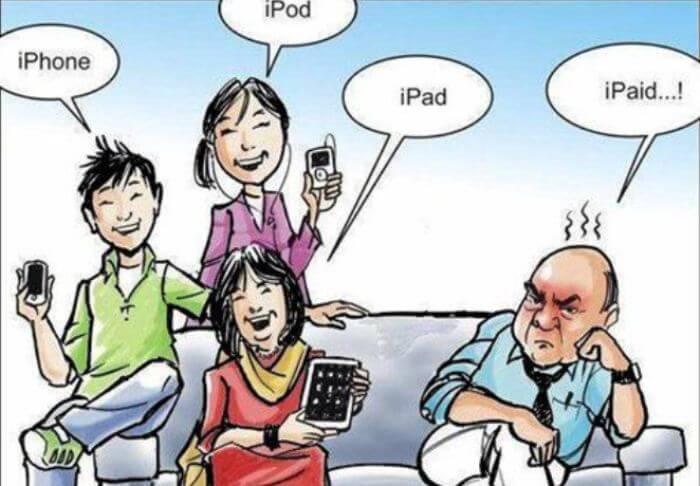 karikatur lucu