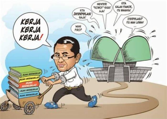 gambar karikatur lucu