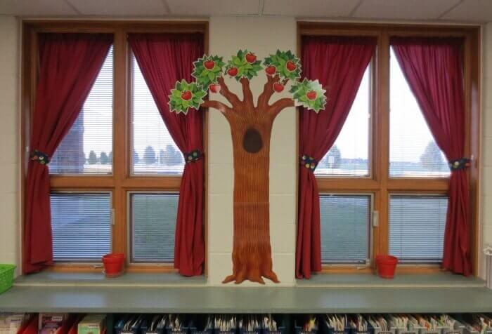 hiasan jendela kelas5