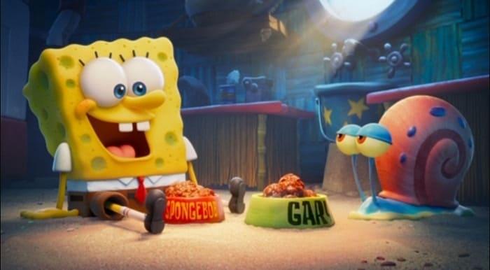 gambar spongebob 3 d