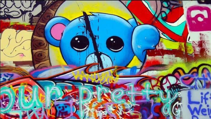 gambar grafiti pilox
