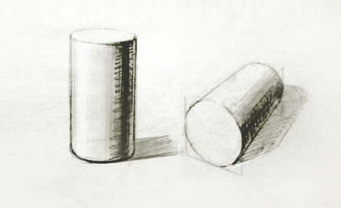 gambar 2 dimensi sederhana