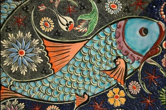 gambar dekoratif ikan