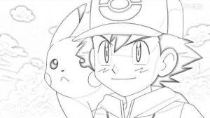 11 Gambar Pokemon Keren Terbaru dan Sketsa